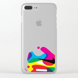 AM90 Clear iPhone Case