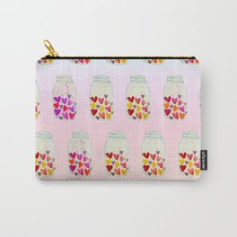 Keep my love in a bottle for you Carry-All Pouch