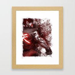Akuma Framed Art Print
