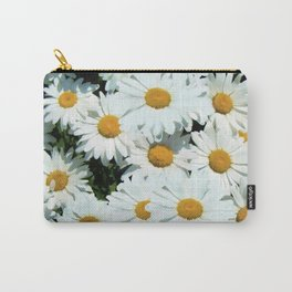Daisies explode into flower Carry-All Pouch