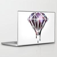 diamond Laptop & iPad Skins featuring Diamond by jeff'walker