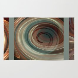 creation triptychon Rug