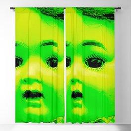 Green Jasmine Blackout Curtain