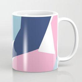 Dow Map Pink Coffee Mug