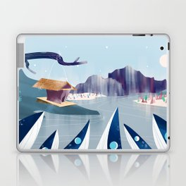 Polar Fish Laptop & iPad Skin