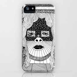 Salvador Dalí - Mae West iPhone Case