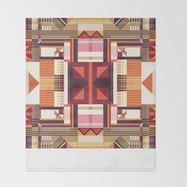 Pattern No.5 Throw Blanket