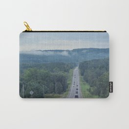 Let's take the scenic route Carry-All Pouch