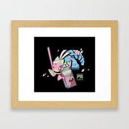 PG Spring Framed Art Print