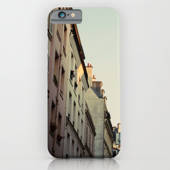 Pastel Paris iPhone & iPod Case