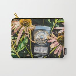 It's a Photographer's World | Vintage Carry-All Pouch