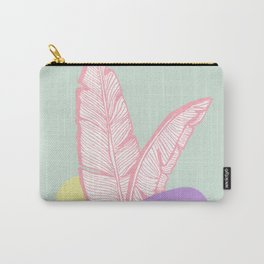 Candy Leaves #society6 #spring Carry-All Pouch