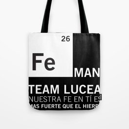 FeMan Team Lucea Tote Bag