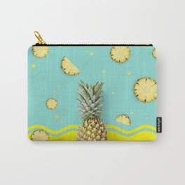 Summer Love - Pineapple Carry-All Pouch