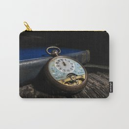 Time Peace - Pun intended Carry-All Pouch
