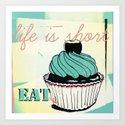 Cupcake by michellekrasny