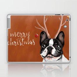 Beatriz : Christmas Laptop & iPad Skin