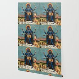 Hindu Destruction Goddess Kali 24 Wallpaper