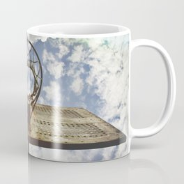 Hoosier Basketball Coffee Mug