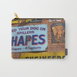 A Sign Of The Times Carry-All Pouch