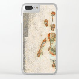Goblin Soup Clear iPhone Case