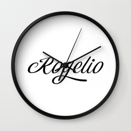 Name Rogelio Wall Clock