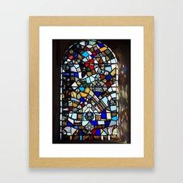 Beauty in Brokenness Andreas 2 Framed Art Print
