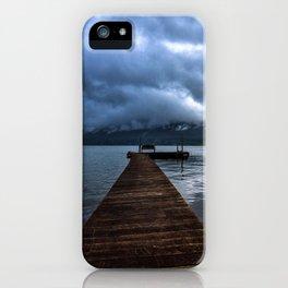 Lake Quinault iPhone Case