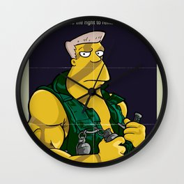 McBain Wall Clock