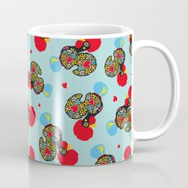 Rooster of Barcelos | Portuguese Lucky Charm Coffee Mug