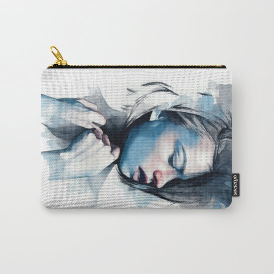 Unspoken Carry-All Pouch