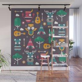 Woodland Animals | Season 1 Wall Mural