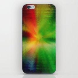 #8 TUNNEL iPhone Skin