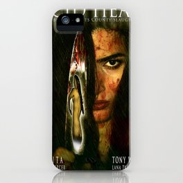 Acid Head: The Buzzard Nuts County Slaughter (2011)' - Movie Poster iPhone Case