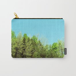 Natural Skyline Carry-All Pouch