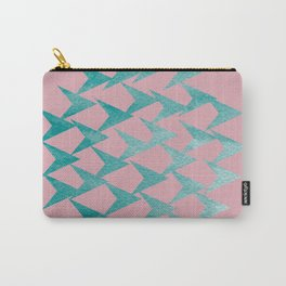 CORAL PAPER PLANES Carry-All Pouch