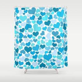 Heart_2014_0919 Shower Curtain