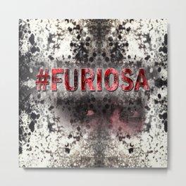 #Furiosa Metal Print