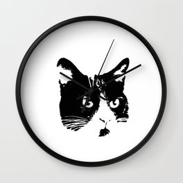 Obey Me Wall Clock