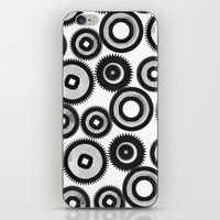 steampunk iPhone & iPod Skins featuring SteamPunk by sasan p