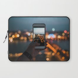Picture of a picture - Cologne, Germany Laptop Sleeve