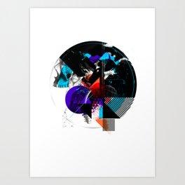 Cranial Insight Art Print