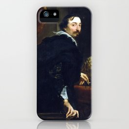 Anthony van Dyck Lucas van Uffel iPhone Case