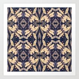 Dark Chocolate Art Print
