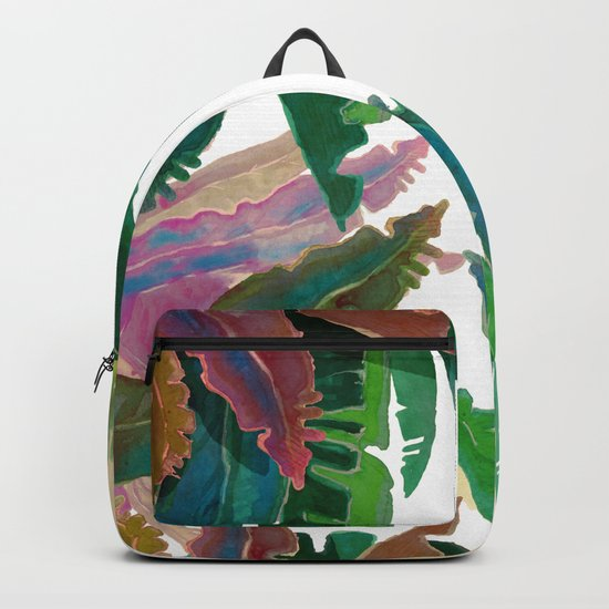 autumn nature Backpack