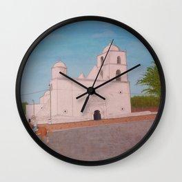 San Ignacio de Caborica Wall Clock