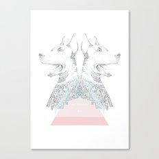 WE SPARKLE #1 Canvas Print