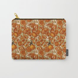 Mandarins Carry-All Pouch