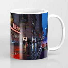 Neon Diner Coffee Mug