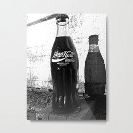 Koka-Kola Metal Print